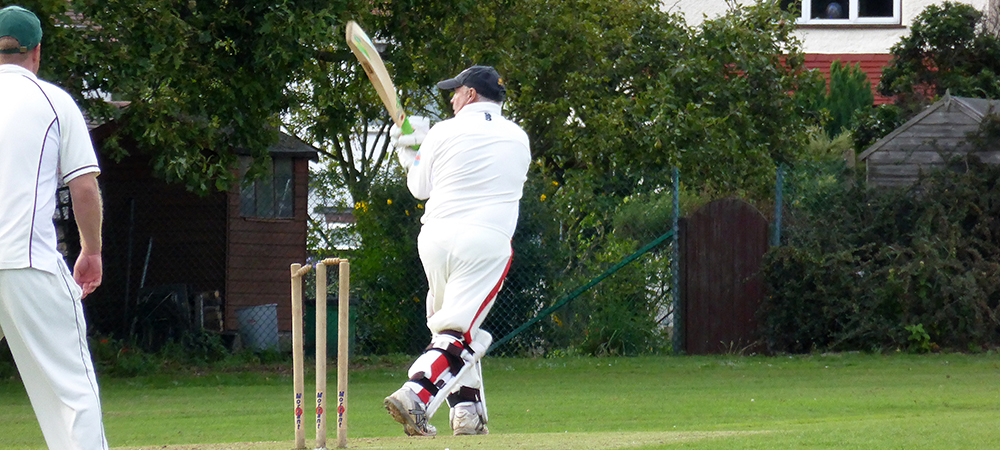 HCC 3rd XI - That's a Four, OOPPSS